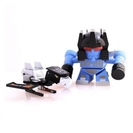 Hasbro SDCC 2015 Exclusive Blue Rumble and Laserbeak (Tapes) Action Vinyl Figures 2-Pack