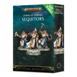 ETB Stormcast Eternals Sequitors