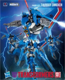 Flame Toys Furai Model Thundercracker Model Kit - Pre order