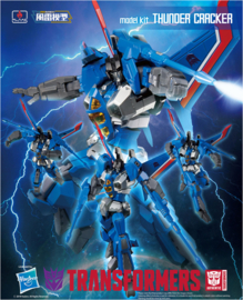 Flame Toys Furai Model Thundercracker Model Kit