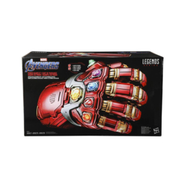 Marvel legends series avengers electronic power gauntlet hammerhead