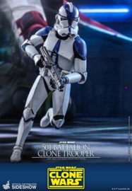 Star Wars The Clone Wars AF 1/6 501st Battalion Clone Trooper - Pre order