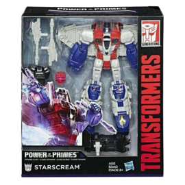 Hasbro PotP Wave 1 Voyager Starscream