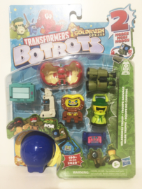 Hasbro BotBots  8-Packs Wilderness Troop  A