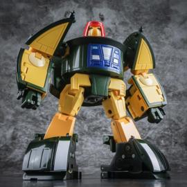 X-Transbots MM-9+ Klaatu