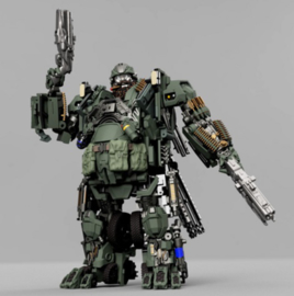 Alien Attack A-03 Gundog - Pre order