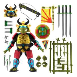 Super7 Teenage Mutant Ninja Turtles Ultimates Leo the Sewer Samurai - Pre order