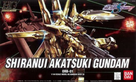 1/144 HGGS ORB-01 Shiranui Akatsuki Gundam