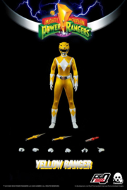 Mighty Morphin Power Rangers FigZero AF 1/6 Yellow Ranger - Pre order
