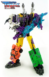 Transform Dream Wave TCW-01G Upgrade Bruticus G2