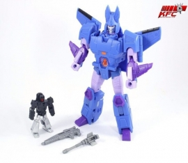KFC Transformers CT-02 Tempest (Cyclonus)