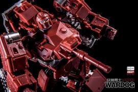 Badcube OTS-04 Wardog reissue
