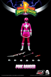 Mighty Morphin Power Rangers FigZero AF 1/6 Pink Ranger - Pre order