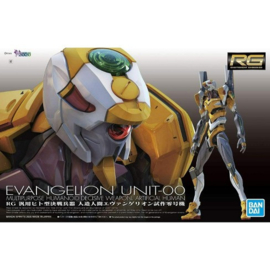RG NGE Evangelion Unit-00