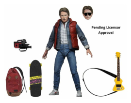 NECA Back to the Future AF Ultimate Marty McFly