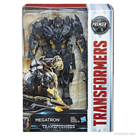 Hasbro The Last Knight Premier Voyager Megatron