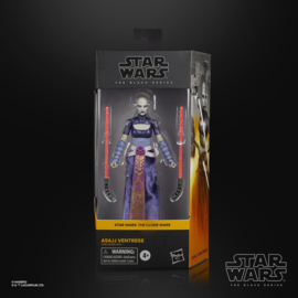 Star Wars The Black Series Asajj Ventress - Pre order