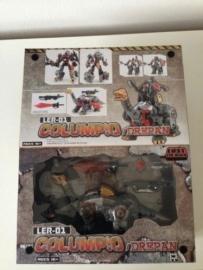 Fansproject LER-01 Columpio Drepan Sludge