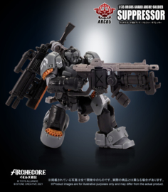 Archecore ARC-05 Ursus Guard Arche-Soldier Suppressor - Pre order ​