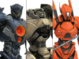 Pacific Rim: Uprising Select Wave 1 Gipsy Avenger