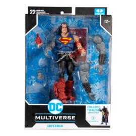McFarlane Toys DC Multiverse Superman [BAF Darkfather]