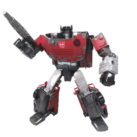 Hasbro Transformers Netflix Series Sideswipe - Pre order