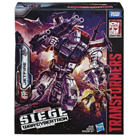 Hasbro WFC Siege Commander Jetfire
