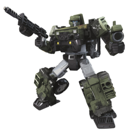 Hasbro Transformers Netflix Series Hound