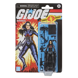 "G.I. Joe Retro 3.75"" Baroness"
