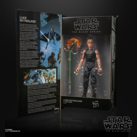 Star Wars The Black Series Luke Skywalker & Ysalamiri) - Pre order