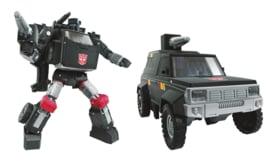 Transformers Earthrise Deluxe Trailbreaker (R)