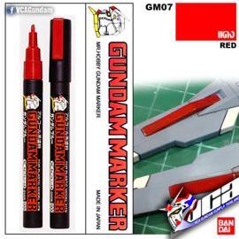 Gundam Marker GM-07 Red Marker
