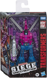 Hasbro WFC Siege Deluxe Spinister