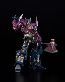 Flame Toys Kuro Kara Kuri Shattered Glass Optimus Prime - Pre order