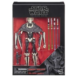 Black Series AF General Grievous