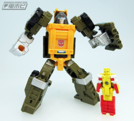 Takara Legends LG-48 Brawn & Repugnus
