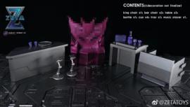 Zeta Toys Bar Playset