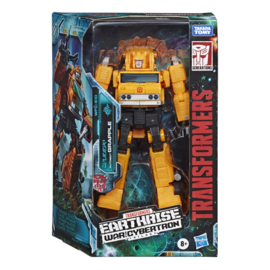Transformers Earthrise Voyager Grapple