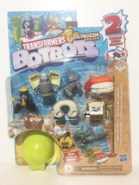 Hasbro BotBots  8-Packs Hibotchi Heats Flyers D