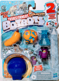 Hasbro Botbots Serie 4 Science Alliance Set of 5 [C]