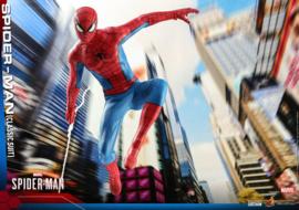 Hot Toys Marvel's Spider-Man Video Game Masterpiece AF 1/6 Spider-Man (Classic Suit) - Pre order
