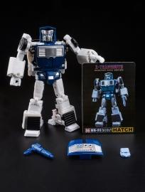 X-Transbots set MM-VI Boost & MM-VII Hatch