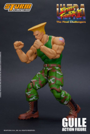 Ultra Street Fighter II: The Final Challengers Action Figure 1/12 Guile