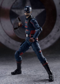 The Falcon and the Winter Soldier S.H. Figuarts AF Captain America (John F. Walker) - Pre order