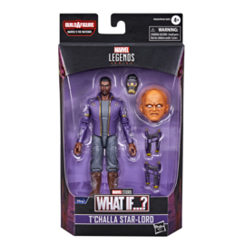 Marvel Legends What If? T'Challa Star-Lord - Pre order