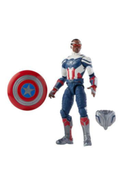 Marvel Legends Captain America (The Falcon and the Winter Soldier) - Pre order
