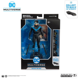 McFarlane Toys DC Rebirth AF Nightwing (Better Than Batman)