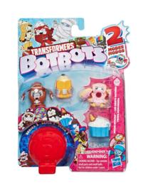 Hasbro BotBots Mini Figures 5-Packs Sugar Shocks SET B