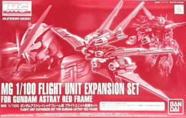P-Bandai: 1/100 MG Flight Unit Expansion Set for Gundam Astray Red Frame