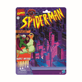 Marvel Legends Retro Spider-Man Mysterio